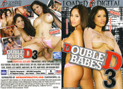 Double D Babes #3 (latin edition) Loaded Digital Sealed DVD