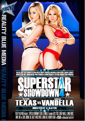 Alexis Texas vs Sarah Vandella  Voyeur Media DVD