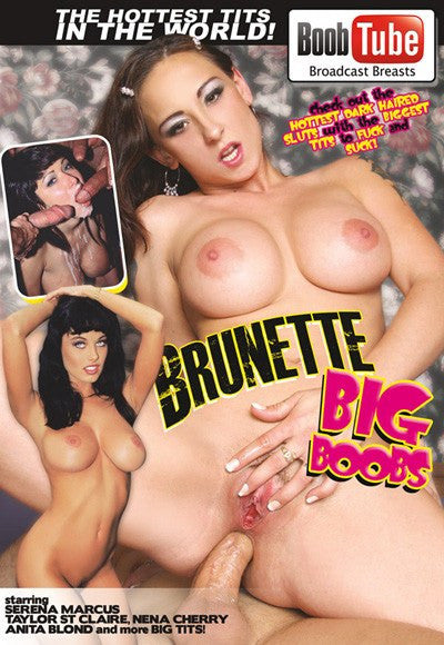 Brunette Big Boobs - 4 Hour DVD