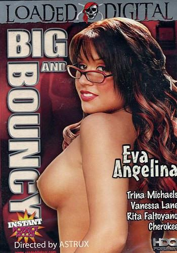 Big and Bouncy #1 (eva angelina) - Loaded Digital Adult XXX Sealed DVD