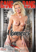 Gang Bang Mommies - 4 Hour DVD in Sleeve.