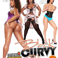 Black Curvy Cuties #2 Loaded Digital Sealed DVD