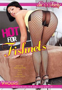 Hot For Fishnets - 9 Hour DVD