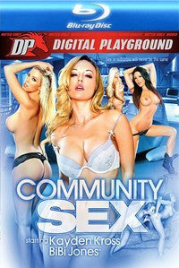 Community Sex - Digital Playground Blu Ray New DVD in Sleeve