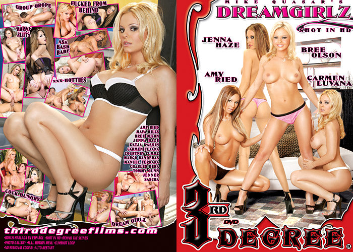 Dreamgirlz - 3rd Degree Sealed DVD