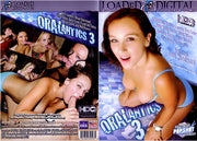 Oral Antics #3 Loaded Digital Sealed DVD