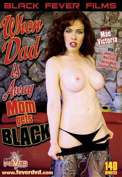 When Dad is Away Mom Gets Black - Black Fever - DVD