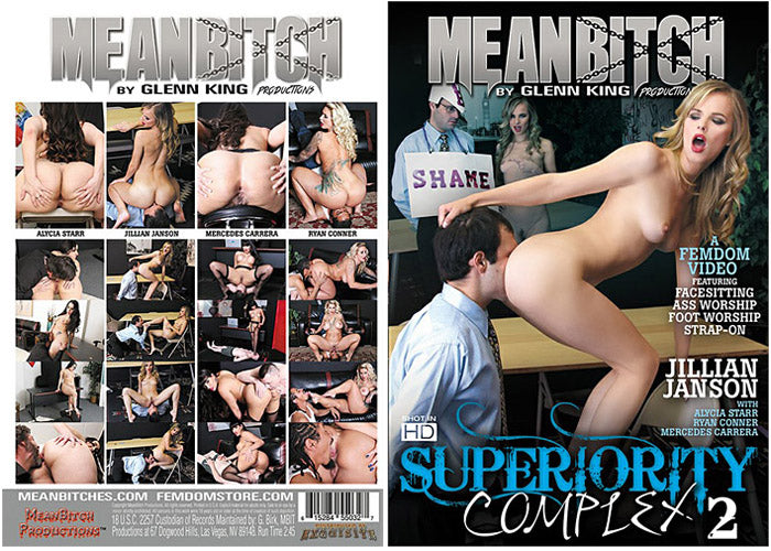 Superiority Complex #2 - Meanbitch Sealed DVD