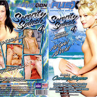 Sorority Splash #4 - Fusxion Adult XXX Sealed DVD