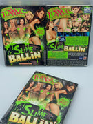 Slime Ballin #1 Toxxxic 2 DVD New Sealed Set