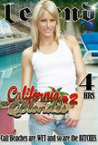 California Blondes #2 4 Hour - Legend 2016 DVD In Sleeve