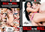 Balls to the Wall 4 Hour Vouyer Media Sealed DVD