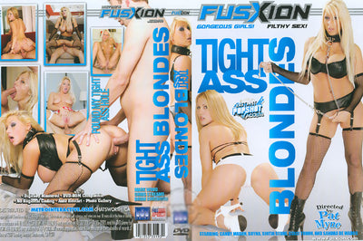 Tight Ass Blondes -  Fusxion Sealed DVD