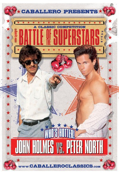 John Holmes vs Peter North - Classic DVD