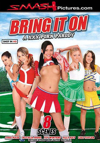 Bring it On! Parody - Smash Pictures Sealed DVD