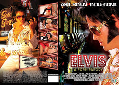 Elvis A Porn Parody - Vivid Adult XXX DVD (limit 1 per customer)