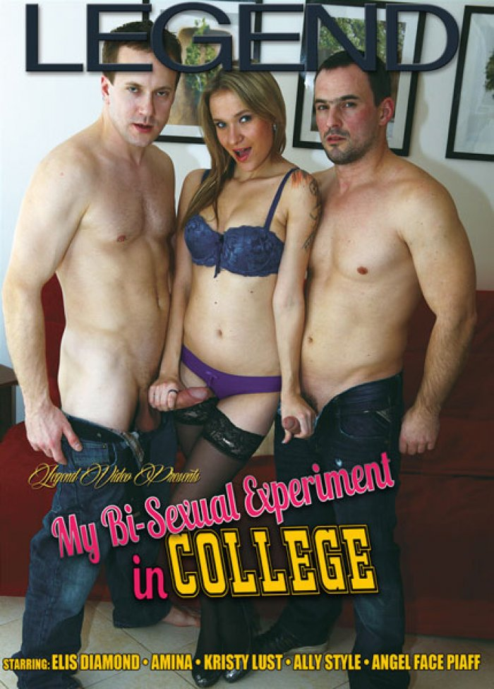 My Bisexual College Experiment - Legend Digital Download