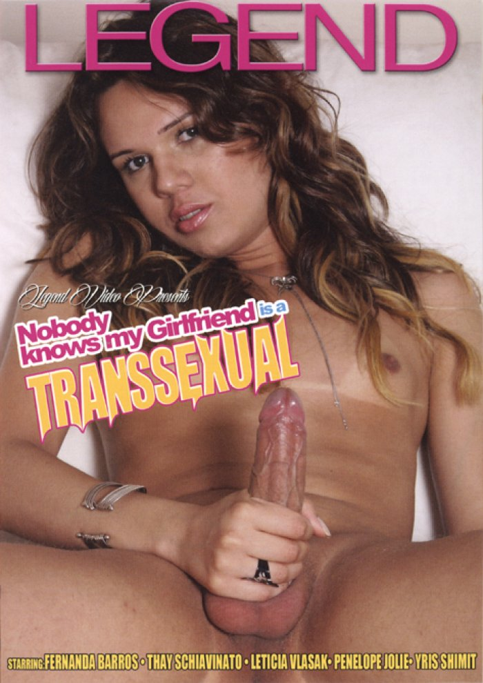 Nobody Knows My Girlfriend is a Transsexual - Legend Digital Download
