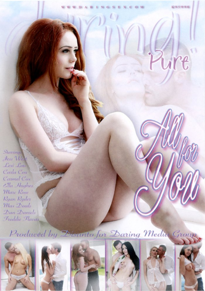 All For You - Daring European Romance Adult Sealed DVD