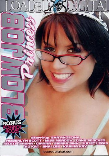 Blowjob Princess #1 (eva angelina) - Loaded Digital Sealed DVD