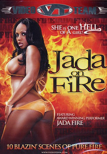 Jada on Fire Video Team DVD