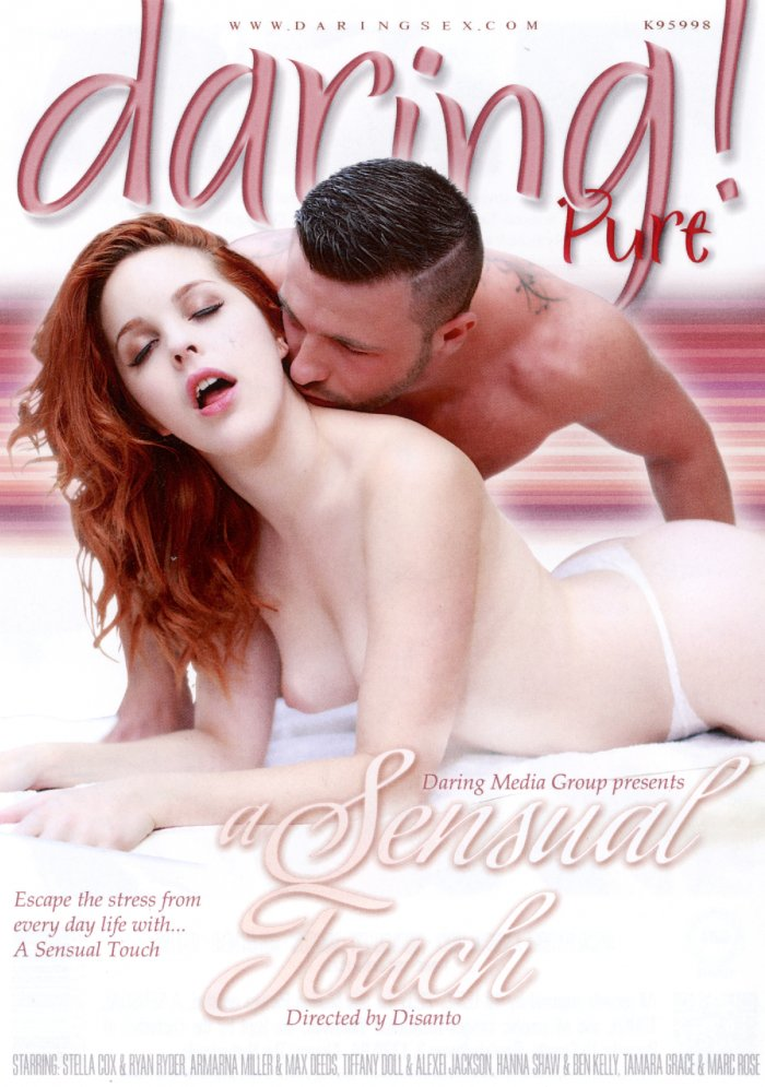 A Sensual Touch - Daring European Romance Adult Sealed DVD
