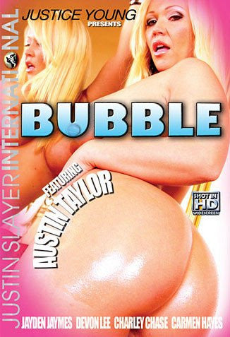 Bubble : Austin Taylor - Justin Slayer Sealed DVD