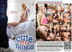 Cute Little Things #1 Digital Sin, Sealed DVD