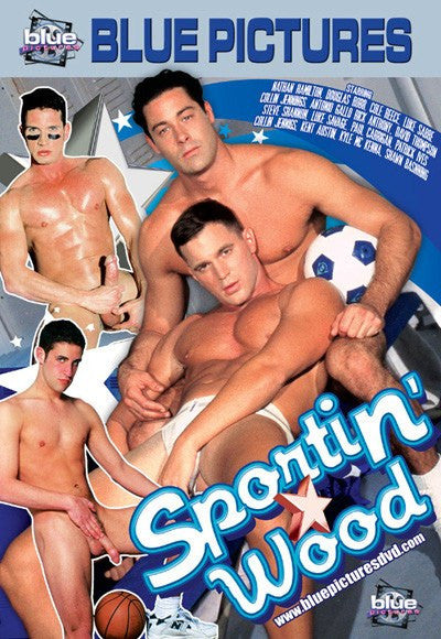 Sportin Wood - Blue Productions Gay DVD