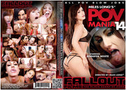 POV Mania #14 Fallout Adult XXX Sealed DVD