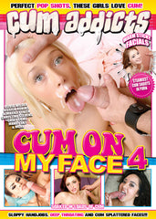Cum on My Face #4 - Indulgence DVD