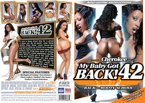 *My Baby Got Back #42 Video Team Sealed DVD
