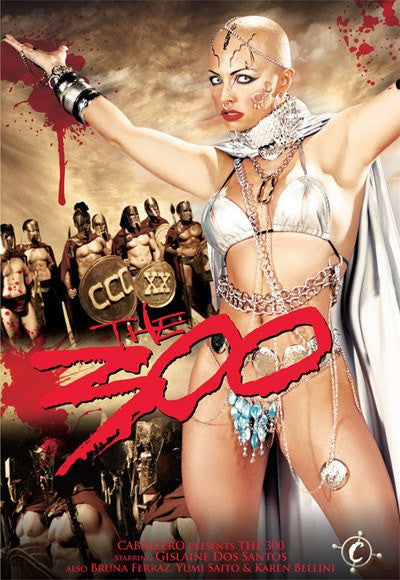 The 300 - Parody - DVD