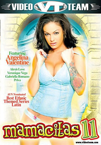 Mamacitas #11 Video Team DVD