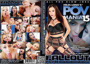 POV Mania #15 Fallout Adult XXX Sealed DVD