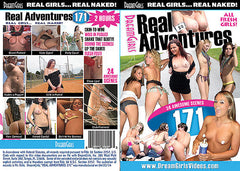 Real Adventures #171 - Dream Girls Sealed DVD