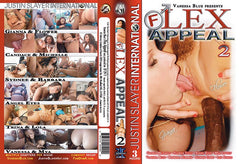 Flex Appeal #2 - Vanessa Blue Adult XXX DVD