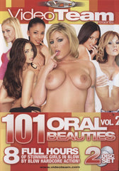 101 Oral Beauties #2 Video Team 2 DVD Set - QuickDVDdelivery