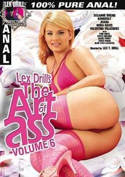 The Art of Ass #6 Legend - Digital Download