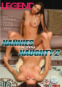 Nannies Gone Naughty #2 - Legend DVD