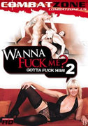 Wanna Fuck Me? Gotta Fuck Him #2  Combat Zone DVD in Sleeve