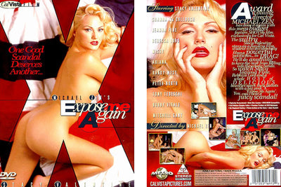 Expose Me Again (stacy valentine) -  Cal Vista Sealed DVD