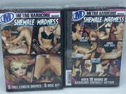 Shemale Madness - Metro 5 DVD New Sealed Set