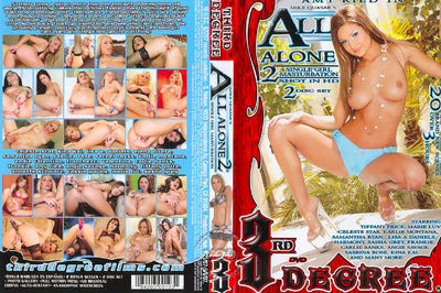All Alone #2 (solo) - 3rd Degree Sealed 2 DVD Set