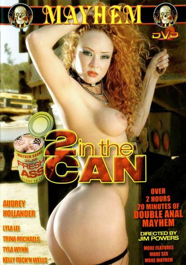 2 In the Can - Mayhem Clearance DVD