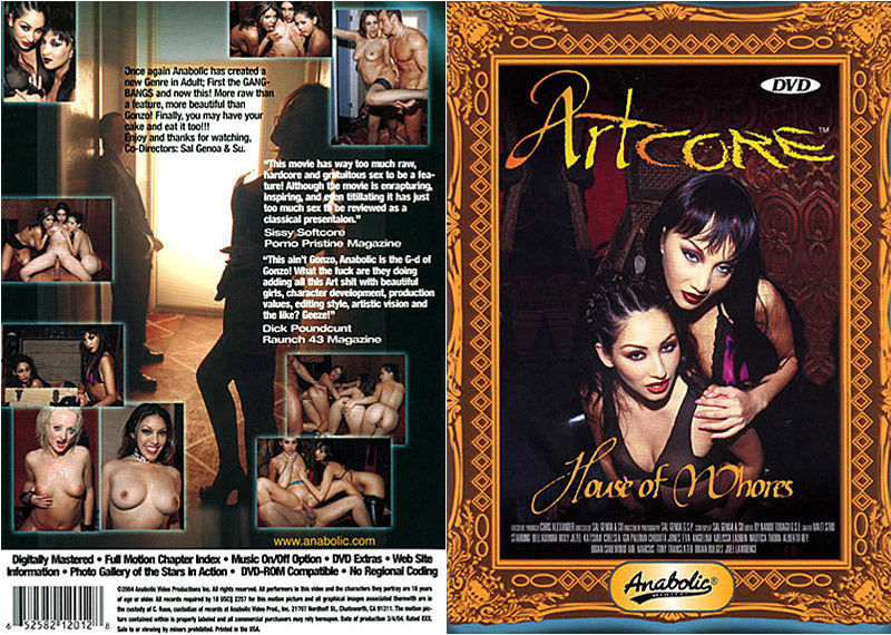 Artcore #1 - Anabolic Sealed DVD