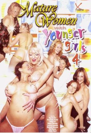 Mature Women with Young Girls #4 Legend DVD