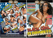 Black girl Gloryholes #16 - Dog Fart Sealed DVD