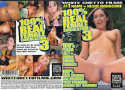 100% Real Female Ejaculation #3 - White Ghetto Cheap Adult DVD