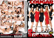 *Cougar Orgy #1 - 3rd Degree 2018 Sealed DVD